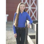 Irideon® Kids' Denim Breech with Diamond Horse Pocket
