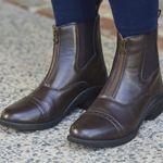 Dublin® Children's Altitude Zip Paddock Boots