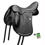 Bates Innova Mono+ Saddle in Luxe Leather with CAIR®
