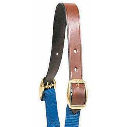 Dover Saddlery® Replacement Leather Crown Piece - Pony size
