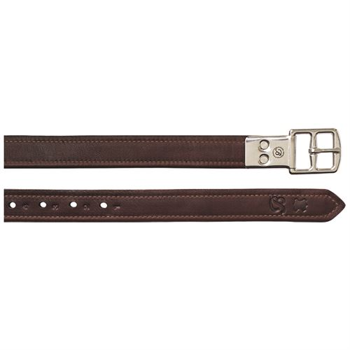 Bates Luxe Stirrup Leathers