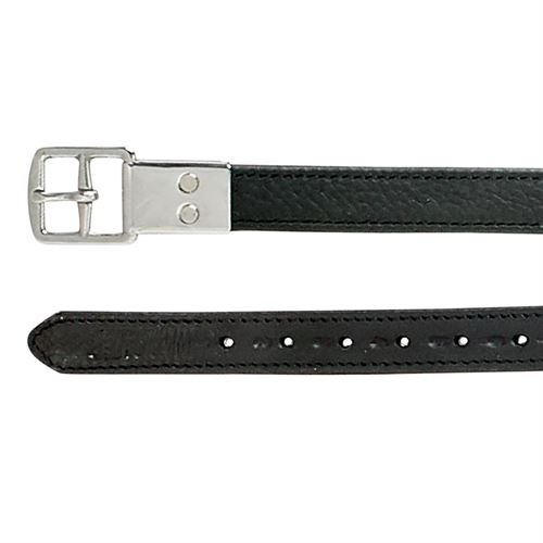 Dover Saddlery® Lined Dressage Stirrup Leathers