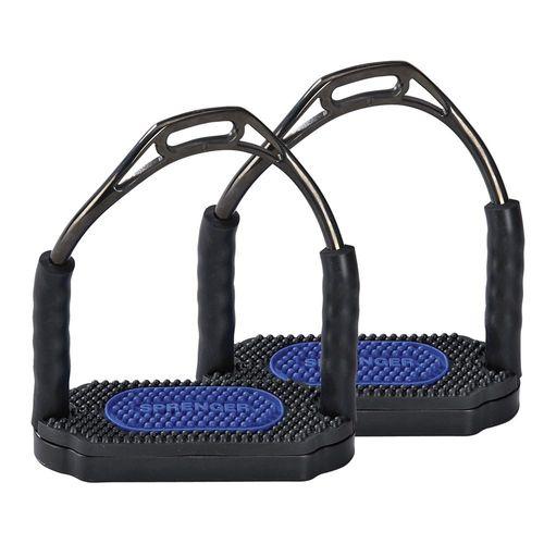 Herm Sprenger 4-F Bow Balance Stirrup Irons