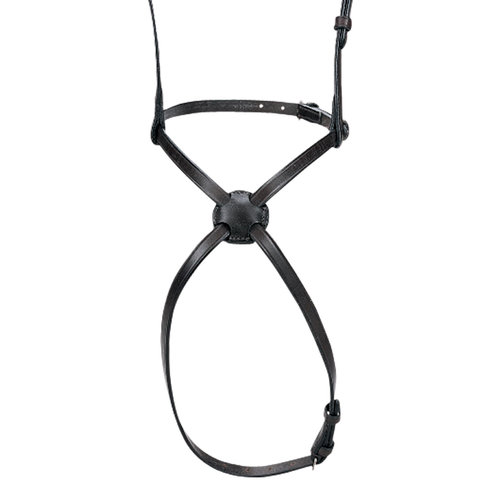 Dover Saddlery® Slotted Figure-8 Noseband