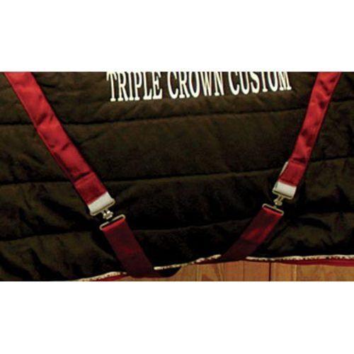 Triple Crown Custom® Pimlico Lite Wool Dress Sheet with