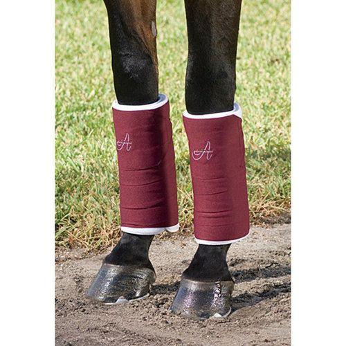 """Dover Saddlery® No-Bows Leg Wraps (16""""H x 30""""L)"""
