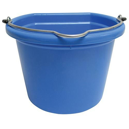 Fortiflex® Mini 8-Quart Flatback Bucket