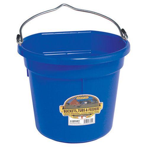 Little GiantR 8 Quart Flatback Bucket