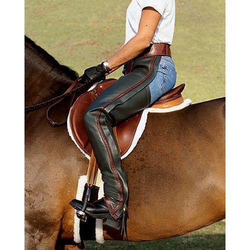 Crown Custom Saddlery Chaps