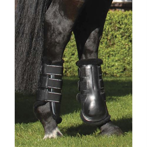 Mattes Custom Couture Sheepskin Hind Boots