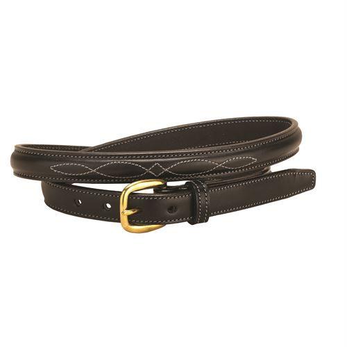 Tory Fancy-Stitched Belt