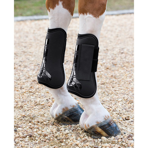 Dover Saddlery® Pro Open-Front Boots
