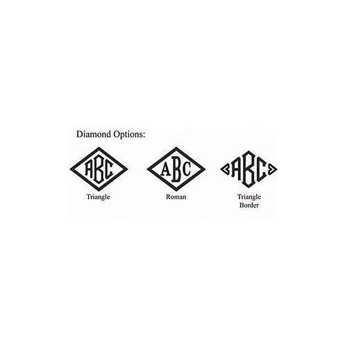 Diamond Monogram -  SporTote™