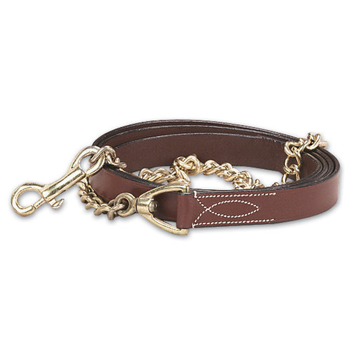 Dover Saddlery® Leather Lead