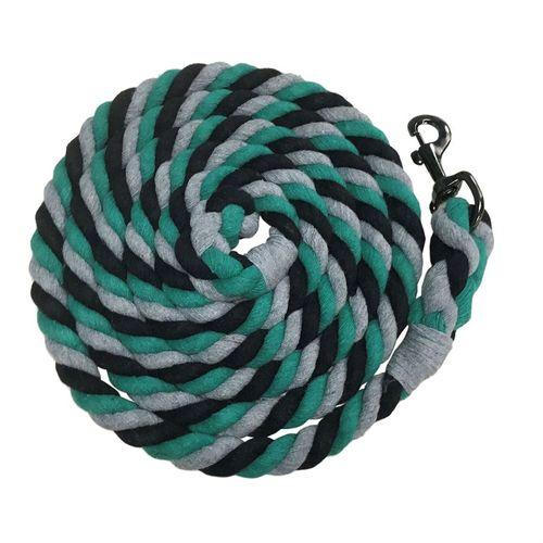 Kensington™ 10 Cotton Tri-Color Lead Rope