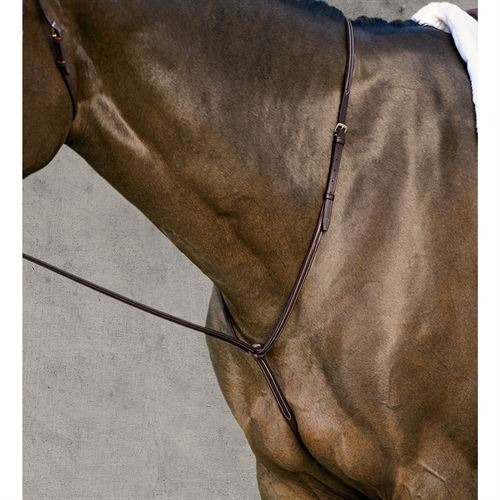 Dover Saddlery® Plain Raised Martingale