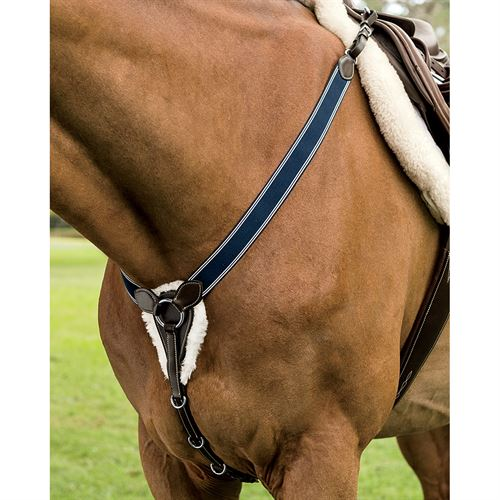 Dover Saddlery® Elastic Jumper Breastplate