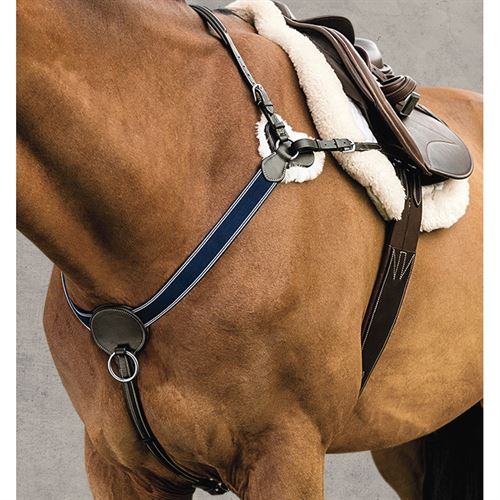 Dover Saddlery® 3-Point Breastplate