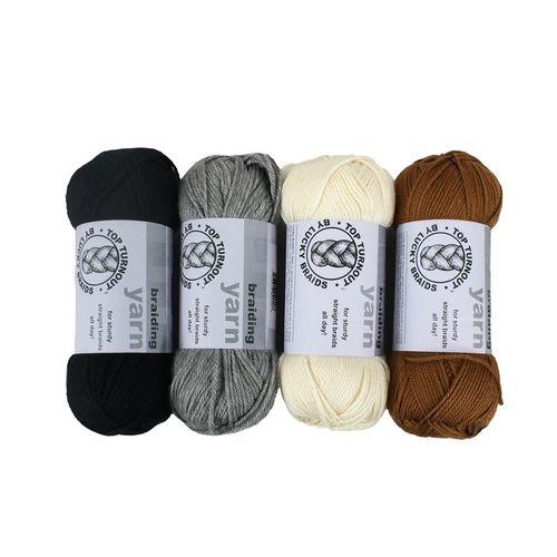 Lucky Braids™ Braiding Yarn