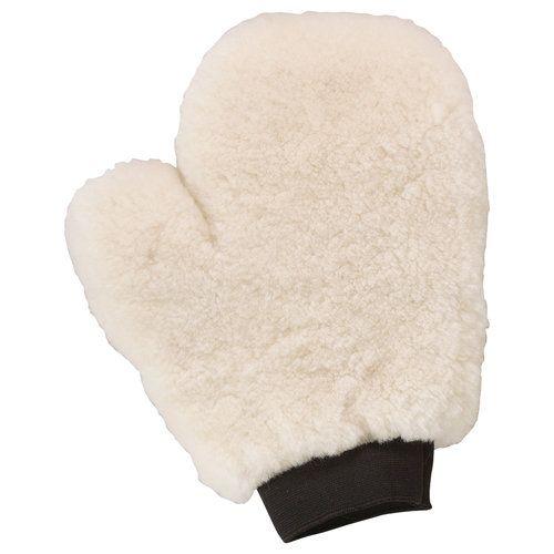 Sheepskin Grooming Mitt