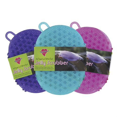 Tail Tamers® Jelly Scrubber Mitt