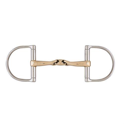Herm Sprenger® Dynamic RS Sensogan® Hunter D-Ring Bit