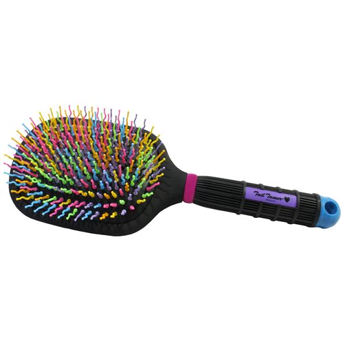 Tail Tamer® Rainbow Mane and Tail Paddle Brush