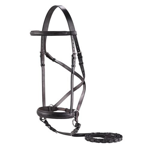 Dr  Cook´s Leather Padded BitlessBridle™