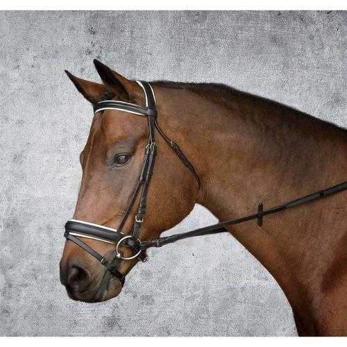 Dover Saddlery® Single Crown Dressage Bridle