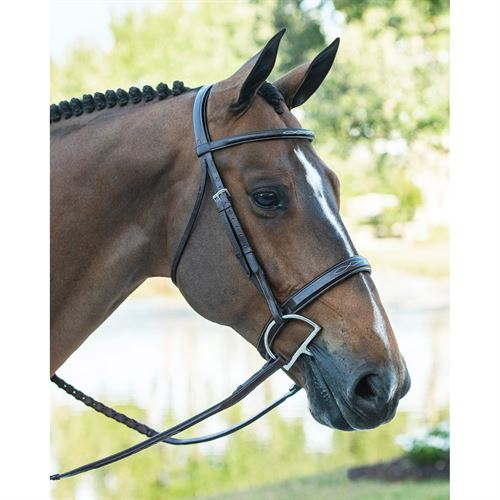 Ovation® Ultra Fancy-Stitched Wide Nose Bridle