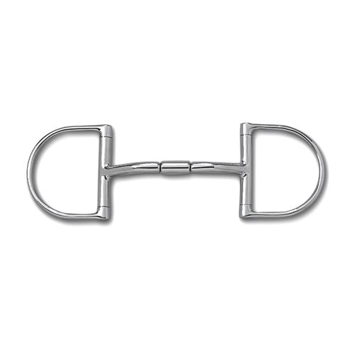 Myler® Mullen Pony D-Ring MB 32