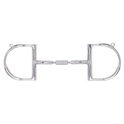 Myler® Pony D-Ring Wide Barrel MB 02 Comfort Snaffle with Hooks