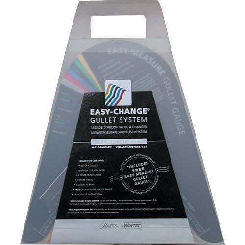 EASY-CHANGE™ Gullet System Complete Kit