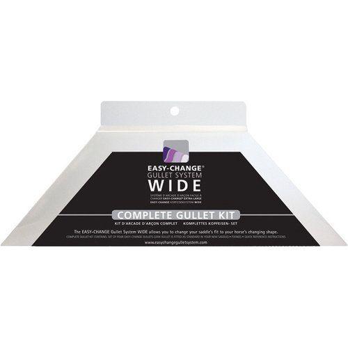 EASY-CHANGE WIDE™ Complete Gullet System Kit