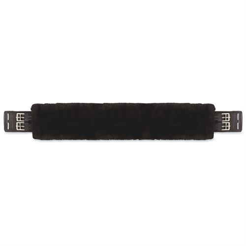Sheepskin Dressage Girth Cover