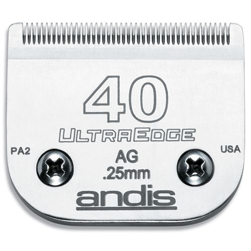 Andis® No. 40 Replacement Blade
