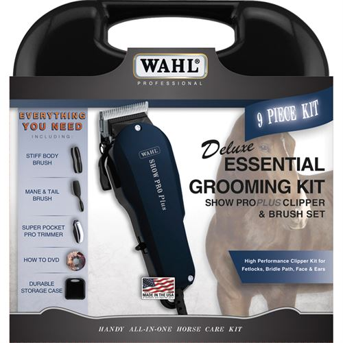 Wahl® Deluxe Essentials Grooming Kit
