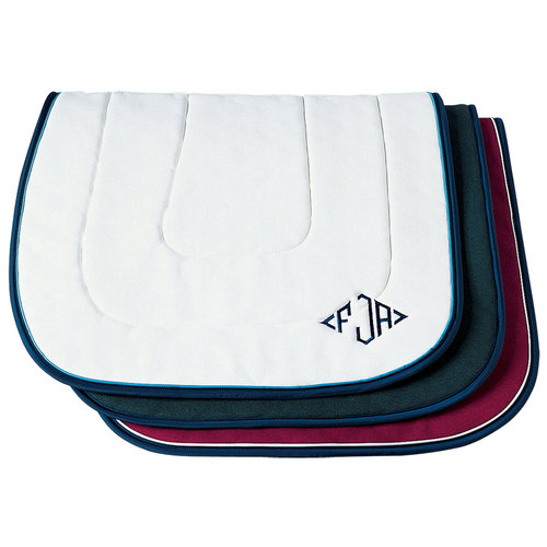Dover Saddlery® Custom Competition Pony Saddle Pad with Trim and Piping