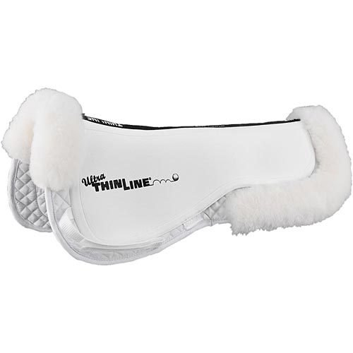 Ultra Thinline® Trifecta Half Pad with Sheepskin Rolls