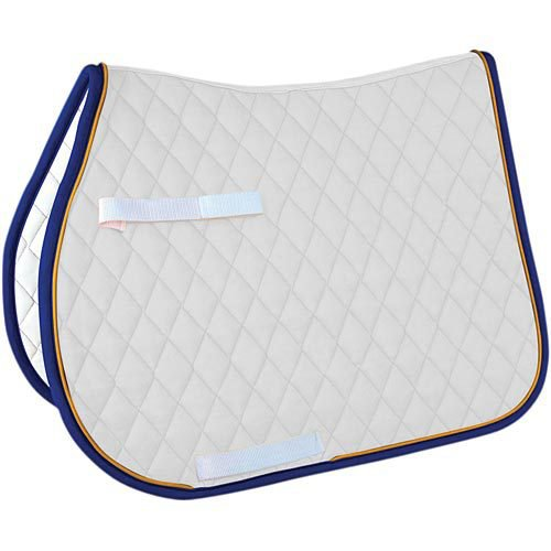 Classic III Three-Color All-Purpose Saddle Pad