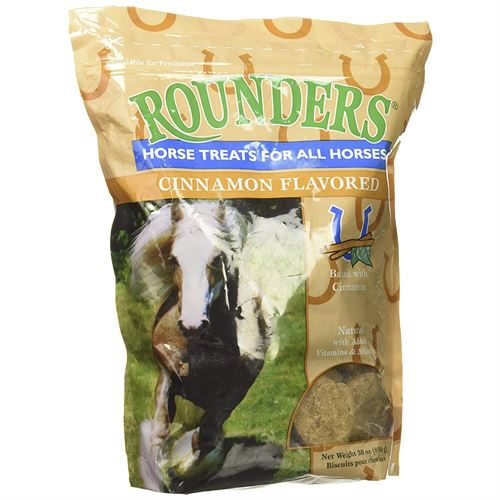 Rounders Cinnamon Horse Treats