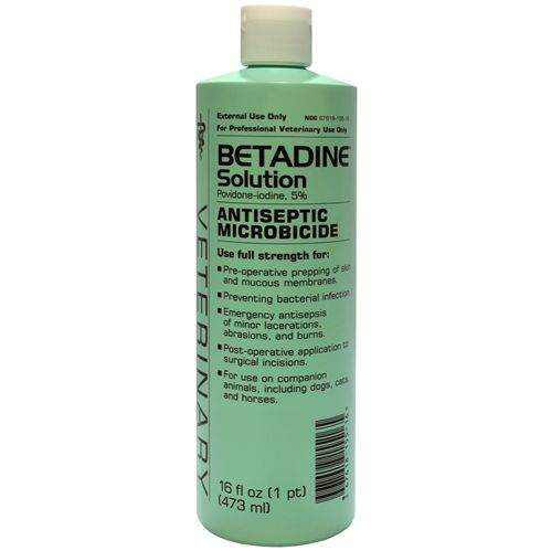 Betadine® Solution- Pint