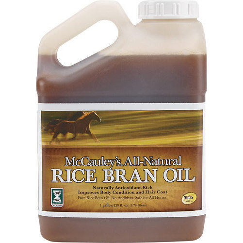 McCauleys Rice Bran Oil