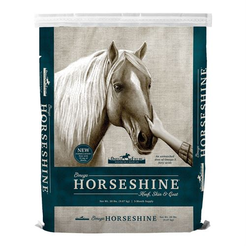 Omega Fields® Omega Horseshine®
