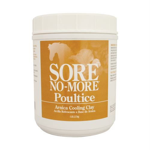 Sore No More Cooling Clay Poultice- 5 lb