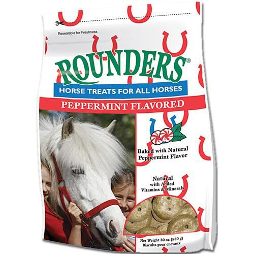Rounders® Peppermint Horse Treats