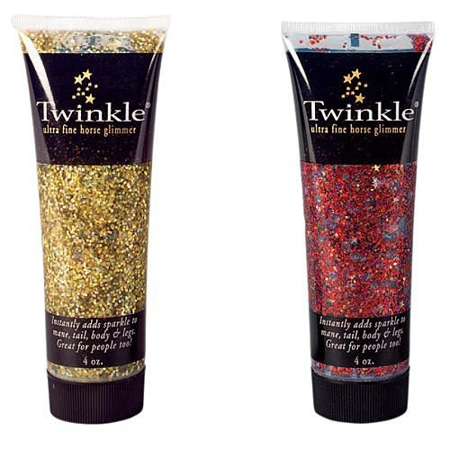 Twinkle® Ultra Fine Horse Glitter