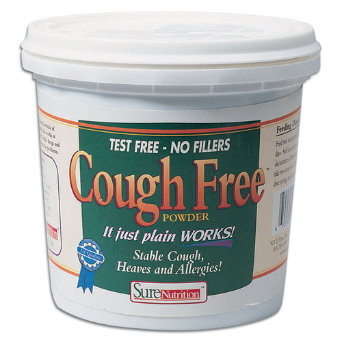 cough free dover saddlery
