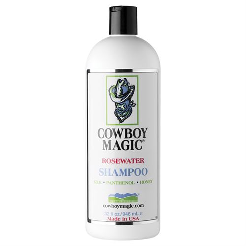 Cowboy Magic® Concentrated Rosewater Shampoo