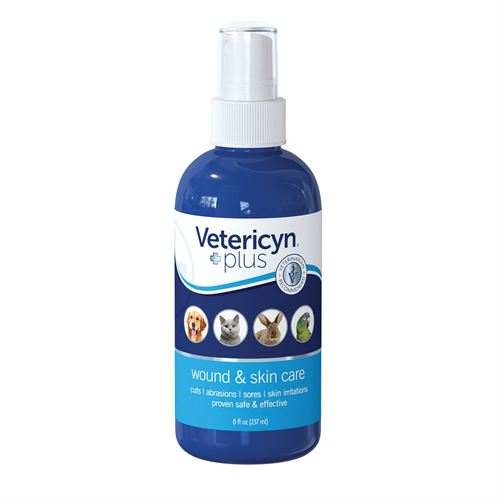 Vetericyn Plus® Wound & Skin Care Liquid